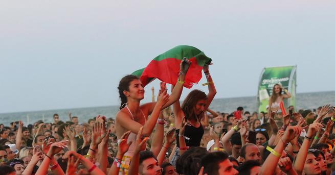 Варна беше разтърсена от грандиозното събитие MTV Presents Varna Beach,