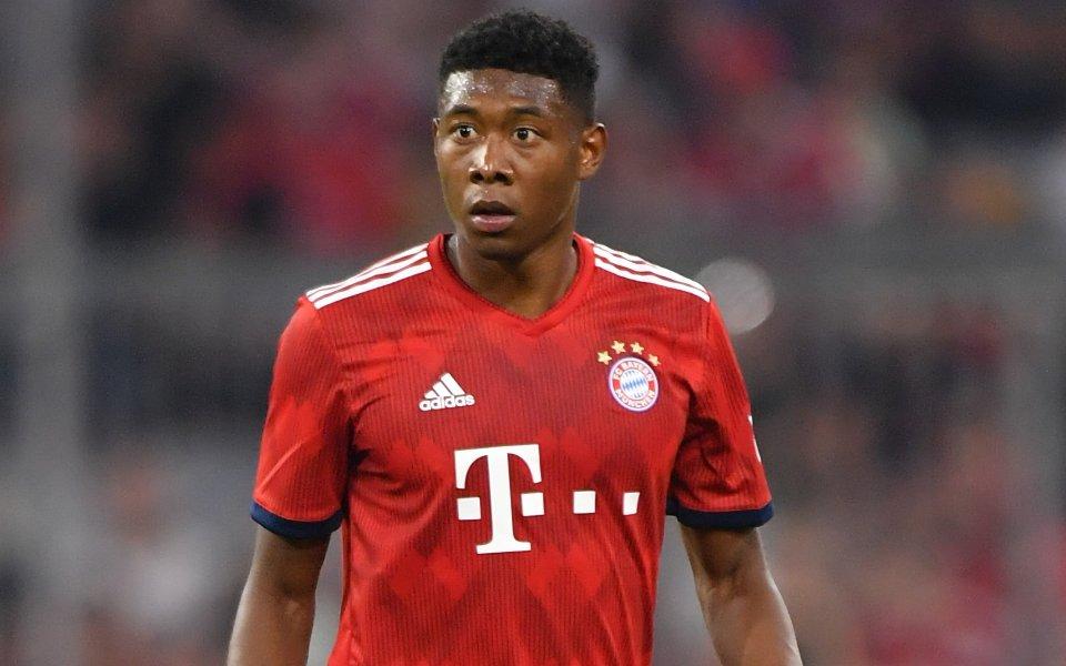 Защитникът на Байерн Мюнхен Дейвид Алаба отхвърли предложението на клуба
