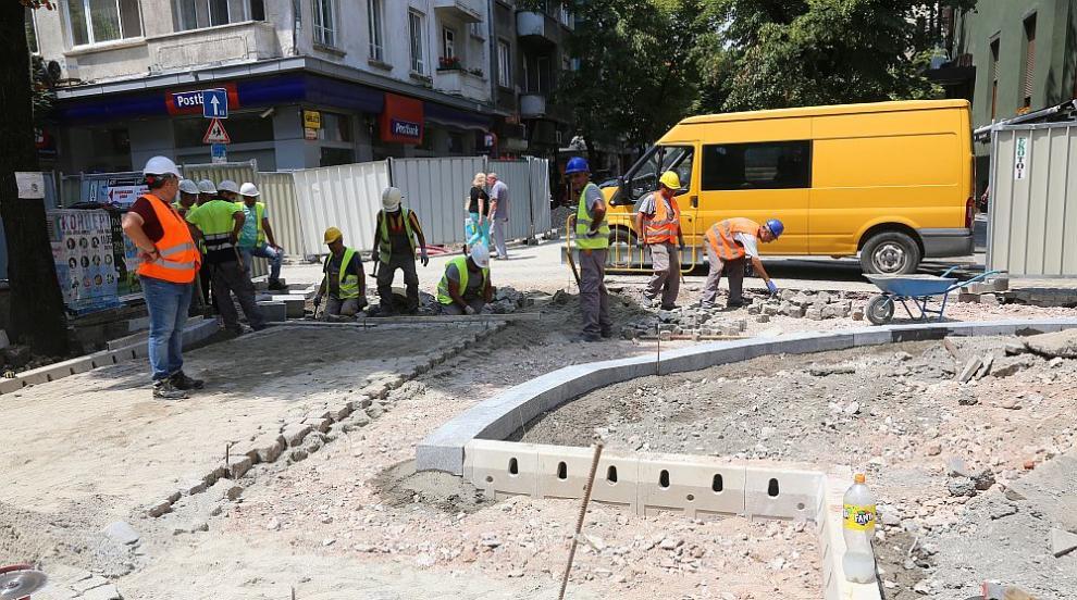 Дълъг списък с ремонти в София - вижте къде ще е най-натоварено