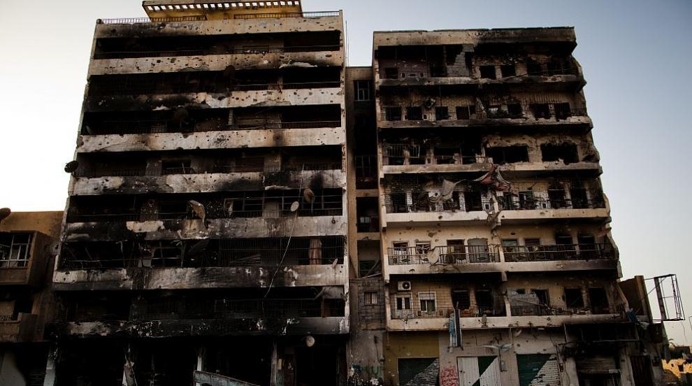 Съветът за сигурност на ООН поиска трайно спиране на огъня в Либия