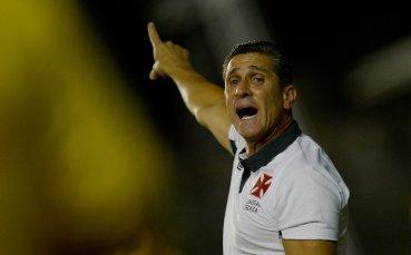 В Бразилия: 18 треньорски смени за по-малко от 4 месеца