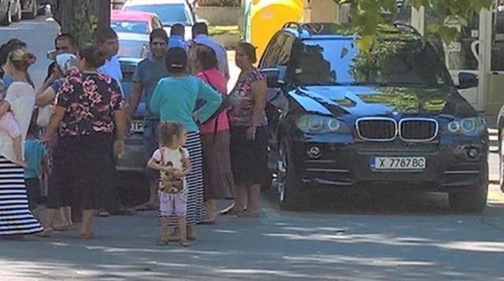 Съдът в Хасково върна в ареста катунар, ударил полицай