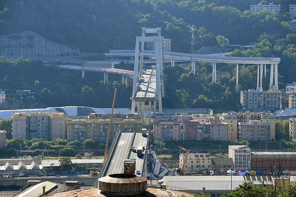 Рухналият мост Моранди