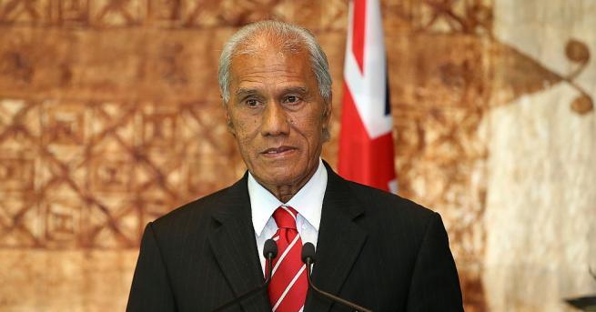 Премиерът на островите Тонга отправи предизвикателство към ръководителите на Тихоокеанския