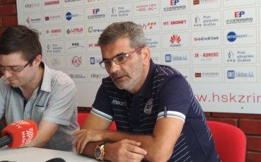 Новият треньор на Зрински: Знам как да излъжем Лудогорец