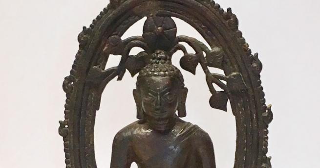 Открадната от индийски музей преди 57 години бронзова статуя на