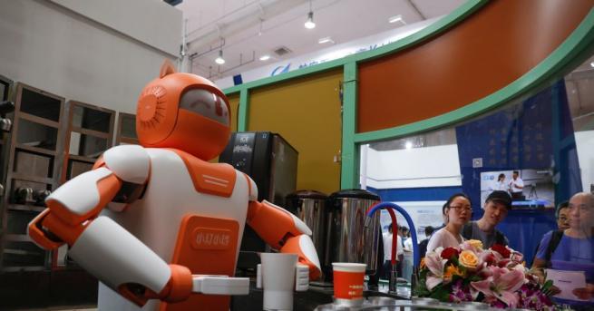 Световната конференция по роботика започна в Пекин под мотото