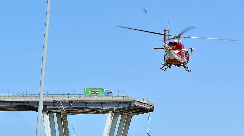 След трагедията: Какво ще направи компанията оператор на рухналия мост в...