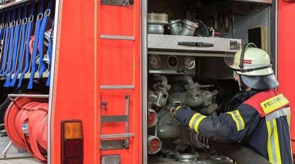 Пожарникар загина, а други двама пострадаха при пътен инцидент край Куклен
