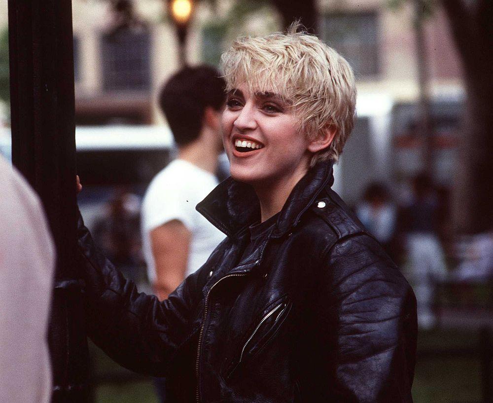 Мадона през 1986 година