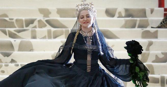 Американската певица Мадона празнува 60-годишнината си в Маракеш, съобщи АФП.