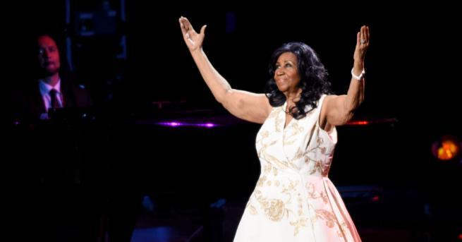 Албуми и песни на Арета Франклин оглавиха чартовете след новината