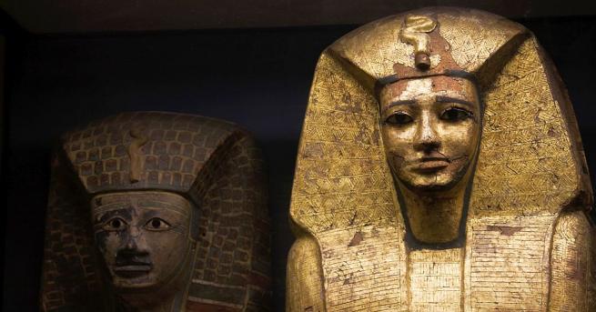 Египтяните са балсамирали мъртвите си още преди времето на фараоните
