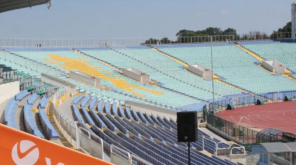 Всички спортни събития в България ще се провеждат...