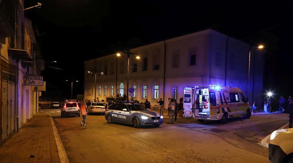 Няколко земетресения стреснаха Италия, хората спаха на открито