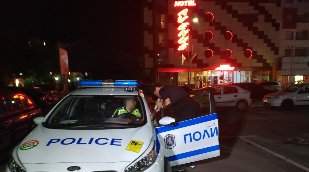 Акцията на полицията срещу нарушителите на пътя продължава