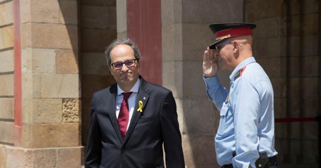 Каталунският премиер Ким Тора обеща да се бори активно с