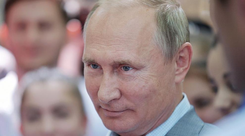 Путин - най-атрактивният гост на сватбата на министърка на Австрия...