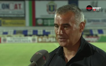 Ангелов загатна: Взимаме голям български футболист