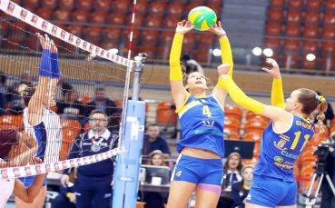 Волейболистката Йоанна Атанасова ще играе във Франция