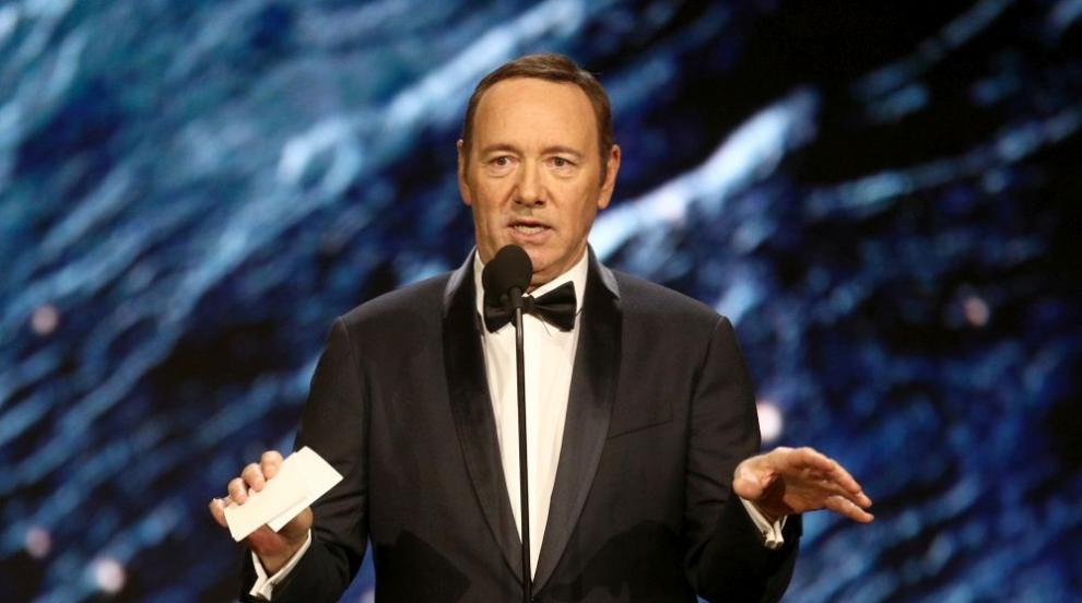 287 долара приход: Катастрофална премиера за Кевин Спейси