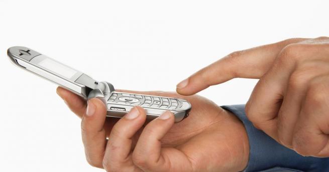 За първи път напоследък продажбите на мобилни телефони с ограничени