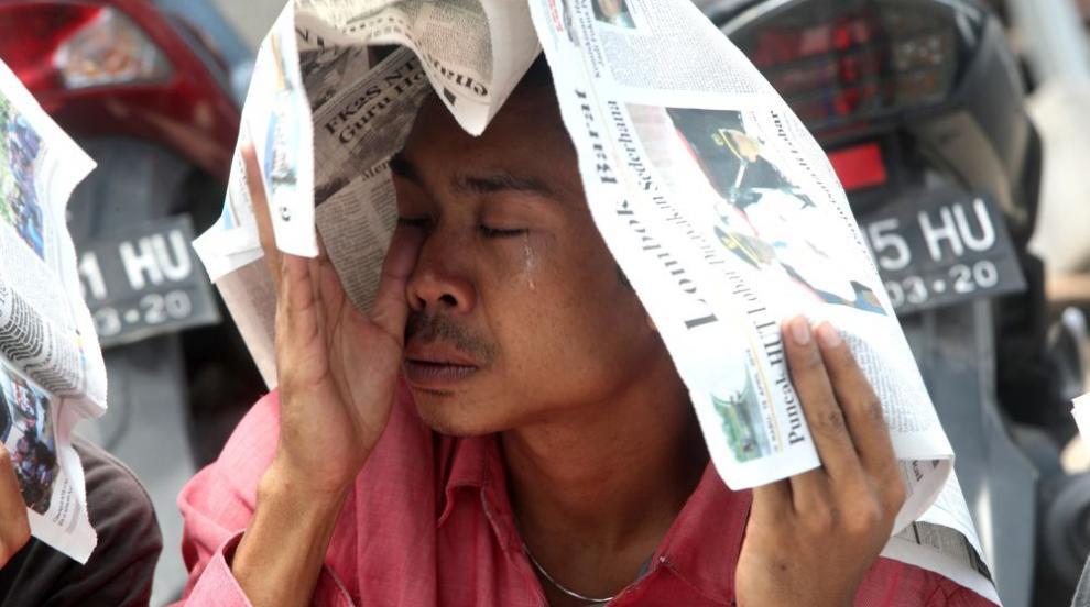 Най-малко петима загинали при новите земетресения в Индонезия