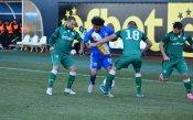 Верея гони първа победа през сезона срещу Витоша