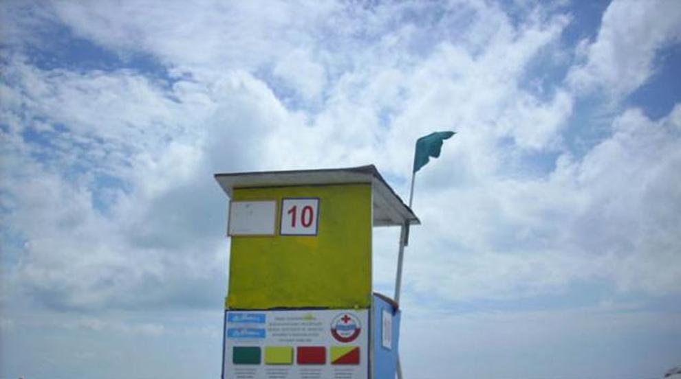 Напрежение сред спасителите на морето (ВИДЕО)