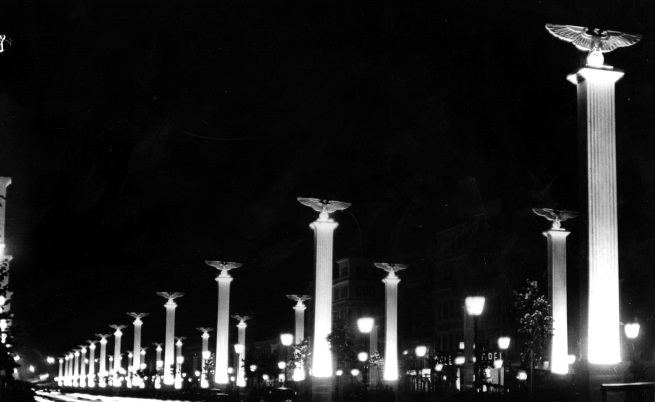 Как е изглеждал Берлин по времето на Хитлер (СНИМКИ)
