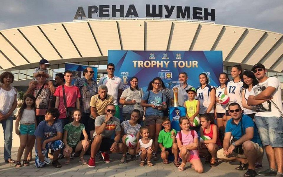Светослав Гоцев: Дано вдигнем световната купа