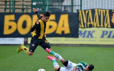 Ботев преотстъпи млада надежда на тим от Втора лига