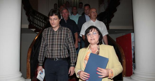 БСП искат обяснения от Борисов и Горанов за Търговския регистър