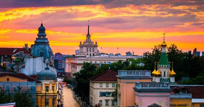 Какво означава името на столицата ни – София? Столицата на
