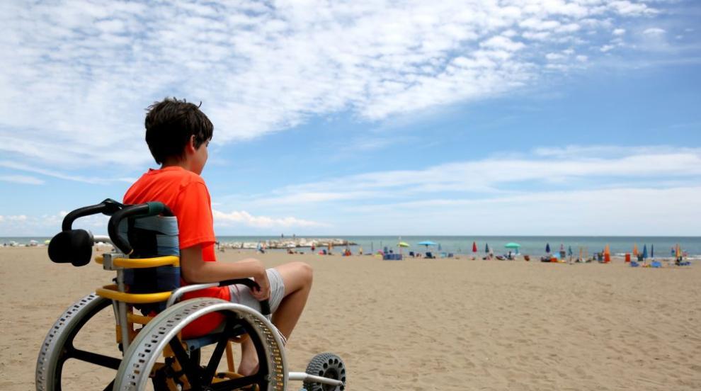 Къде у нас хора с увреждания могат да плажуват пълноценно?