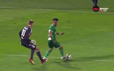 Голът на Вандерсон срещу ЦСКА