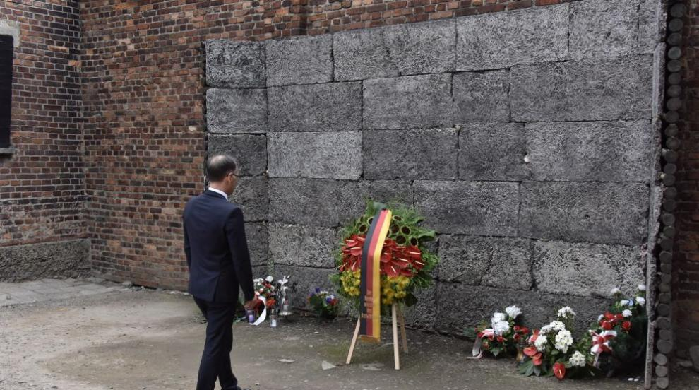 """Германски министър определи Аушвиц като """"Ад на Земята"""" (ВИДЕО)"""