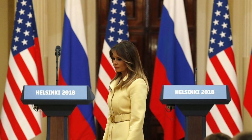 Мелания Тръмп се готви да посети Африка сама