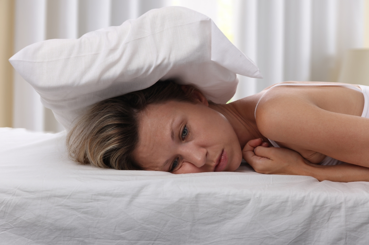 Непрекъснато се чувствате ненаспани.