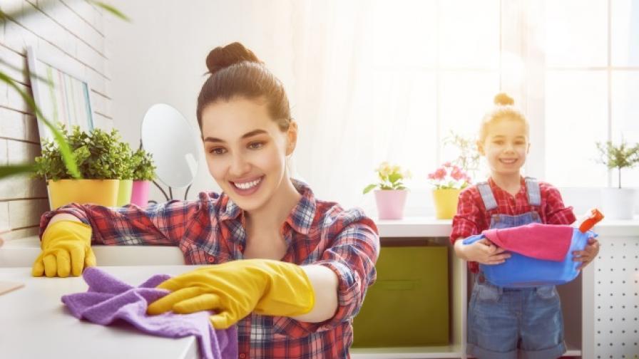 Тайните на хората, чиито къщи са винаги чисти