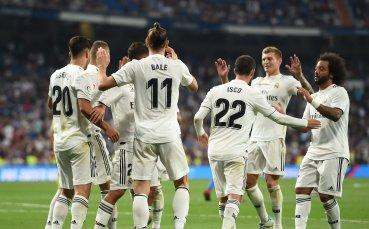 Какво ни предложи Реал в първия си мач в Ла Лига без Кристиано?