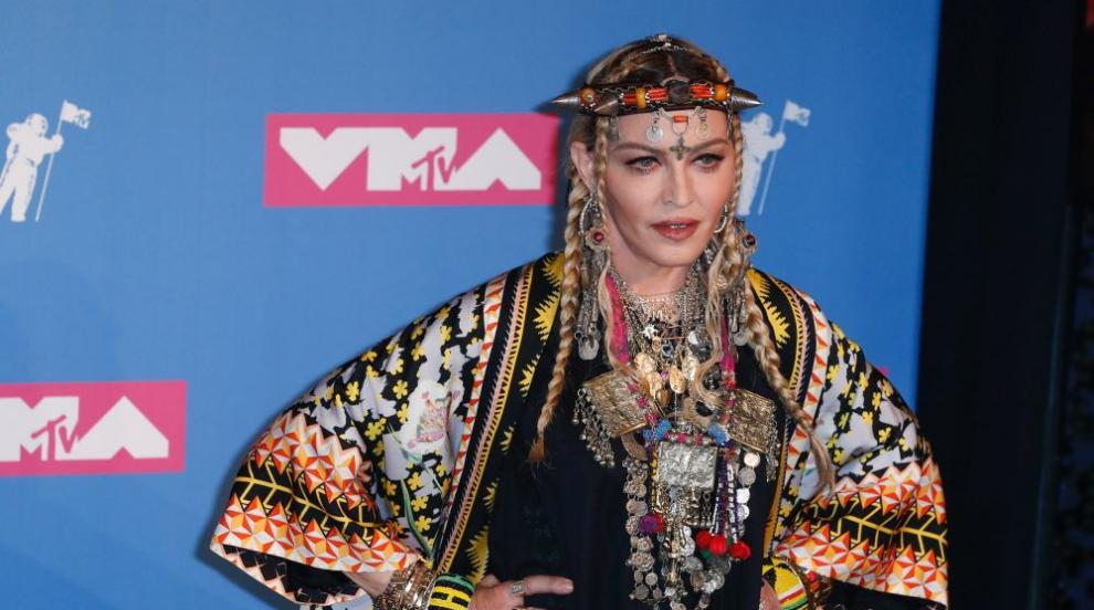 Мадона се защити от критиките за думите си за Арета Франклин