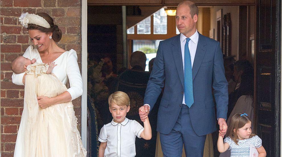 Уилям и Кейт официално в отпуск