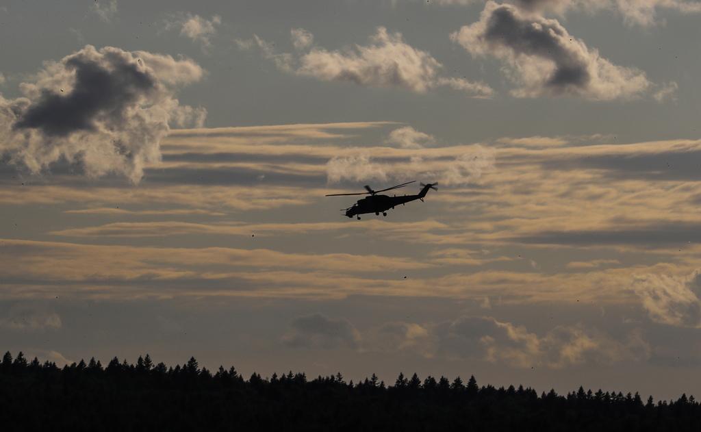 Щурмови вертолет Ми-35