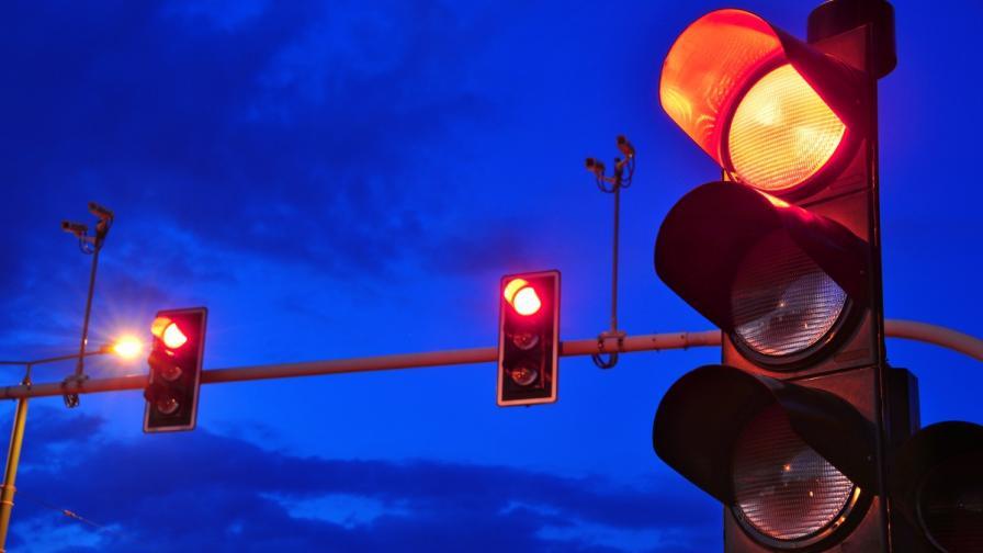 <p>Нови 200 камери ще дебнат за нарушения по светофарите в София</p>