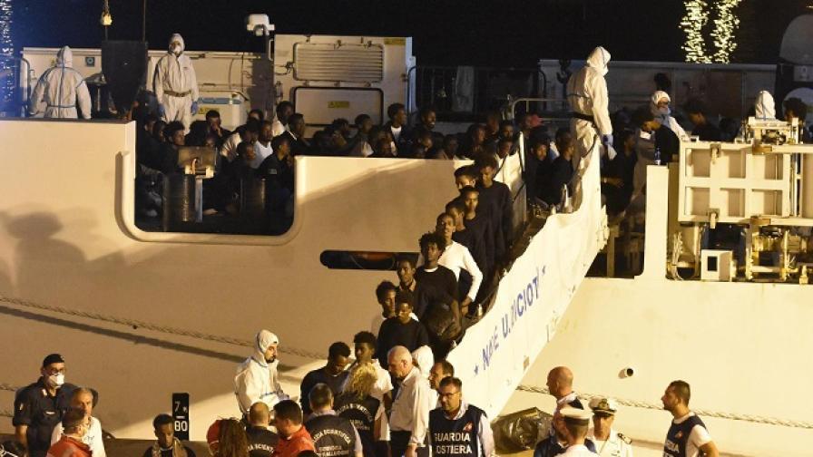 Оставка в Италия в знак на протест срещу мигрантите