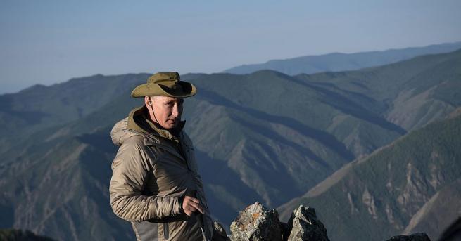 Руският президент Владимир Путин е изключително интересна и всестранно развита