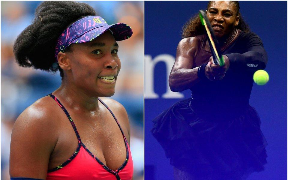 Винъс и Серена спечелиха първите си мачове на US Open