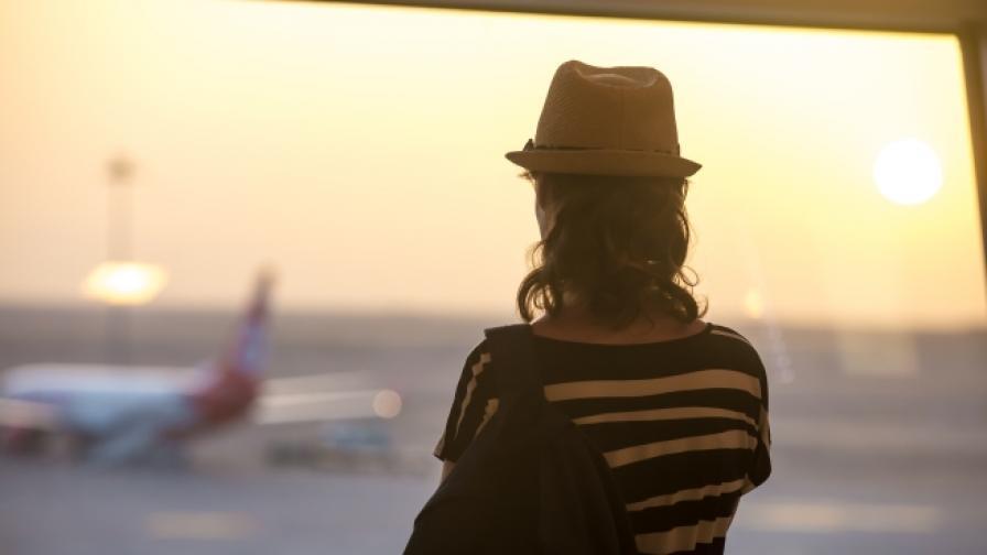 Когато пътувате сама