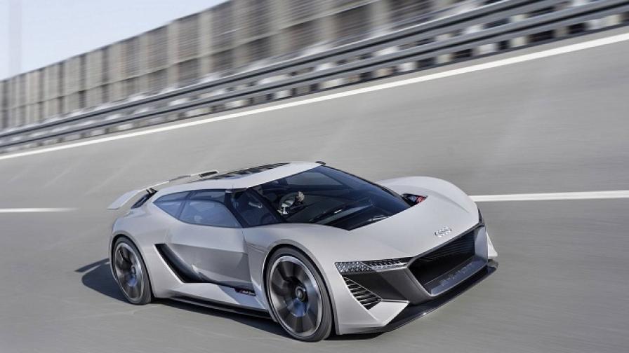 Audi показа електрически трансформър
